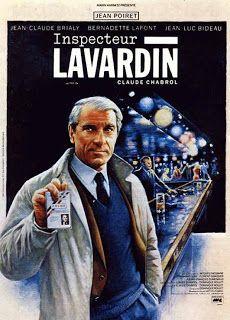 "MAY 17 CINE FRANCÉS  ""Inspecteur Lavardin"" de Claude Chabrol"