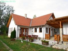 Traditional House, Home Renovation, Rustic Wood, My Dream Home, House Plans, Pergola, Sweet Home, Cottage, Exterior