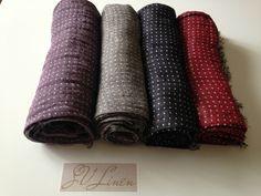 #Natural #Linen Scarves/Shawl - always a favourite of mine - http://www.lovelysilks.com
