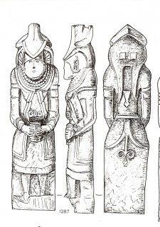 odnamelkayatvar: Заметки по комплексу половецкого женского костюма