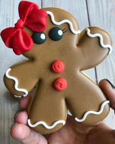 It's Cookie Pickup Day! If you preordered your holiday cookies for pickup today they are ready for you. Gingerbread Crafts, Gingerbread Man Cookies, Christmas Sugar Cookies, Christmas Sweets, Christmas Gingerbread, Holiday Cookies, Christmas Baking, Gingerbread Men, Gingerbread Man Decorations