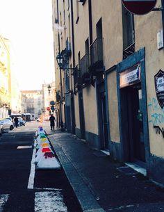 Street art, Turin
