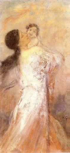 .:. Γύζης Νικόλαος – Gyzis Nikolaos [1842-1901] Μητρική στοργή
