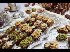 Date Recipes Desserts, Appetizer Recipes, Appetizers, Food Concept, Arabic Food, Chocolate Covered, Pecan, Food And Drink, Sweets