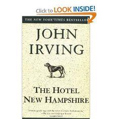 <3 John Irving.