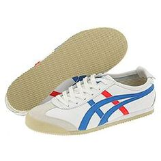 Onitsuka Tiger Mexico 66 by Asics | mine are threadbare. Best sneakers ever.