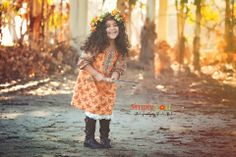 Photographing children in nature  Simply You. Photography by Nicole Madsen