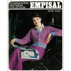Empisal International Knitwear Collection AU26 - Patterns and Magazines - Silver Reed