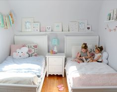 Kids Furniture - Sweetdreams Twin Bed - White