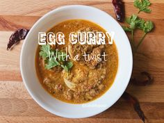 What better way to make a healthy, hearty, protein rich meal than to make a batch of Egg curry to be devoured with roti or rice?