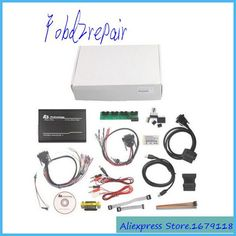 Fobd2repair 1pc Fgtech galletto 4 v54 Fgtech v54 master Galletto v54 master BDM-OBD Function Chinese Galletto 4 V54