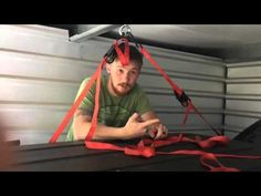 How to Install your Jeep Wrangler 4 door Hard Top Simple Hoist System - YouTube