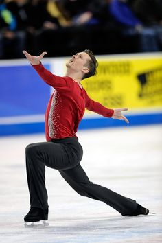 Jeremy Abbott in 2015 Prudential U.S. Figure Skating Championships - Day 4