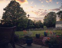 #newengland #sunset