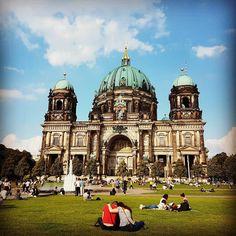 Berliner Dom. #Berlin #Germany #Deutschland #churchstagram #travel #iloveberlin #ichliebeberlin #instatravel
