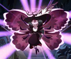 Eclipsa Butterfly Form Fanart : StarVStheForcesofEvil