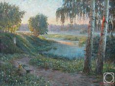 Лукьянов Виктор. Подмосковные вечера