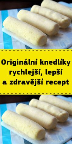 Czech Recipes, Hot Dog Buns, Food And Drink, Cooking Recipes, Bread, Drinks, Chef Recipes, Cooking, Drinking