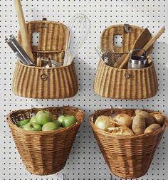 Añade unas cestas a tu hogar para lograr un 'look' veraniego