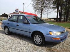 1995 Toyota Corolla 4dr. Sedan 5-Speed Manual great Gas Saver! These Vehicles are getting hard to find in good condition. We are a NC Used Car Dealer... Plush Automotive Group LLC Located in Salisbury, NC Call to schedule a test drive. Visit us on the web at http://www.plushautogroup.com $3,500.00 USD
