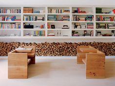 I want these bookshelves
