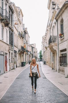 Bordeaux, Reisen In Europa, Street View, Travel Outfits, Travel Report, Road Trip Destinations, Travel Inspiration, France, City