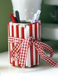 Crafts - tin can