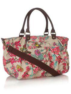 664ce0b1b25e Monsoon Floral Bird Print Weekend Bag -  lt 3 this! Free Clothes, Bird