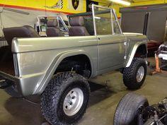 '71 Bronco
