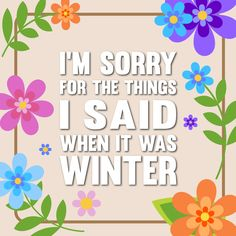 We are so excited that winter has come and gone! Head to Runit365 and see what spring items we have for you!