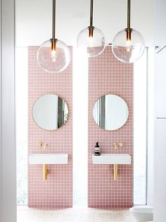 Discover the 14 bathrooms that are seriously inspiring us right now. From pink marble sinks and floor tiles to concrete black showers, there are no shortage of ideas to seek. For more bathroom decorating ideas and inspiration, head to Domino.