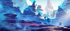 Duelyst Codex: Chapter 11-20 on Behance