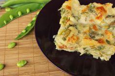 Curry & Caramello: Lasagne vegetariane, aria di primavera