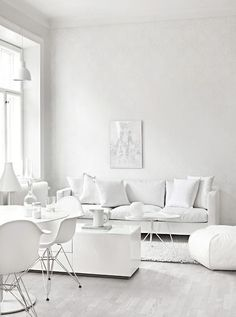 7 All white spaces you will lust for