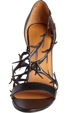 balenciaga spine sandal, commercial piece from spring 2013 collection