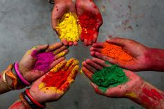 Wondering what's the date of Holi? Find out when is Holi 2017, 2018 and 2019 here.