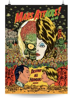 poster_Mars_Attack_Lonerslugs Más