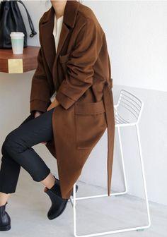 Love the deep tones of the coat!