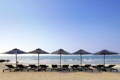 Rayong Marriott's beach offers unparallelled views of #Rayong oceans. #Marriott