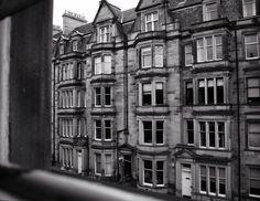Edinburgh, Bruntsfiled Pl.
