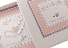 Brautschmuck - 925 Silber Hochzeit Armband Braut - ein Designerstück von…