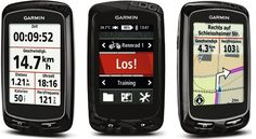 ¡Solo Hoy! Ciclocomputador Garmin Edge 810 Pack Performance por 272 euros.