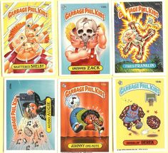 I had tons of these cards. Wish I had them to hand them down to my daughter. The originals are always better.