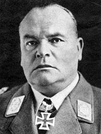 Field Marshal Hugo Sperrle. His forces were deployed solely on the Western Front and the Mediterranean throughout the war. By 1944 he had become Supreme Commander of the Luftwaffe in the West, but was subsequently dismissed when his heavily outnumbered forces were unable to significantly hamper the Allied landings in Western Europe. Sperrle was captured by the Allies and charged with war crimes in the High Command Trial at the Subsequent Nuremberg Trials but was acquitted.
