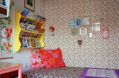 Love the little tiny details.  the boo and the boy: eclectic kids' rooms
