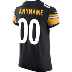 eae2459b3b6 Men s Nike Authentic Custom Home Jersey. Steeler NationPittsburgh ...