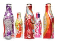 Coke Bottles by rosanna