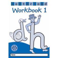 Workbooks: No. 1-4 (Letterland)