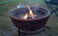 Pit Fire Clay