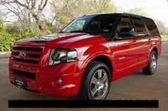2008 Ford Expedition FMF Special Edition